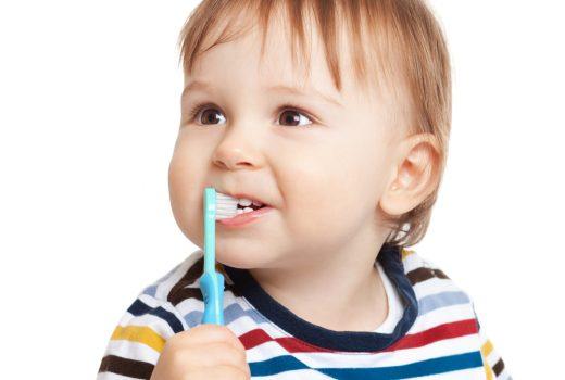 Consejos odontológicos para los pequeños de la casa