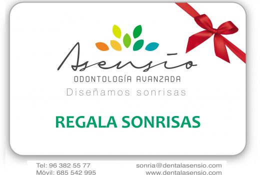Regala sonrisas con Clínica Dental Asensio