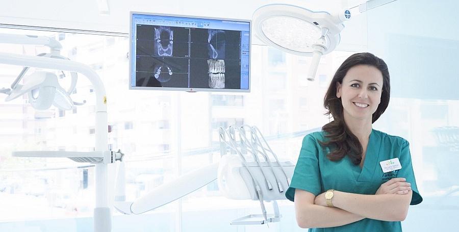 Implantes dentales Valencia, sala de intervención dentista