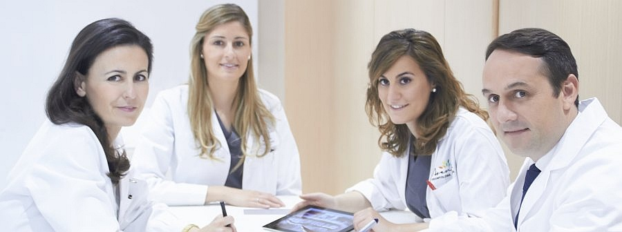 Clinica dental Valencia, equipo dentista