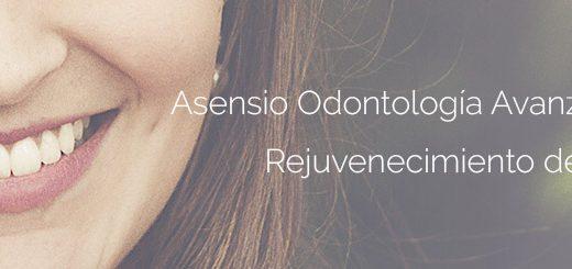 Clínica dental Asensio y el rejuvenecimiento dental