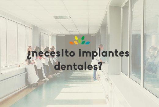 ¿Cuándo ponerse un implante dental?