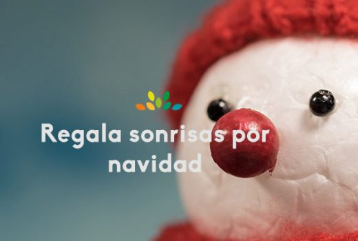 Esta navidad regala sonrisas