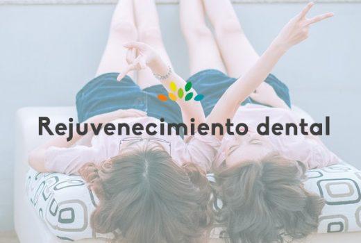 Rejuvenecimiento dental, recupera tu sonrisa