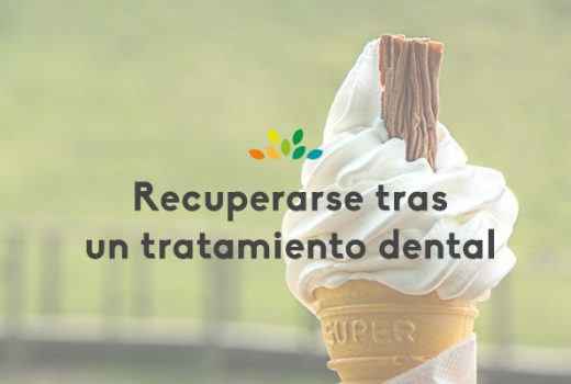 La recuperación tras un tratamiento dental