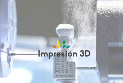 Tecnología 3D para carillas y coronas dentales