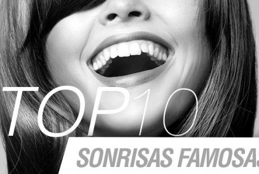 Top 10 de las famosas con las mejores sonrisas
