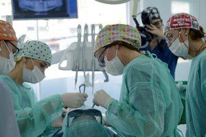 Recuperación implantes dentales