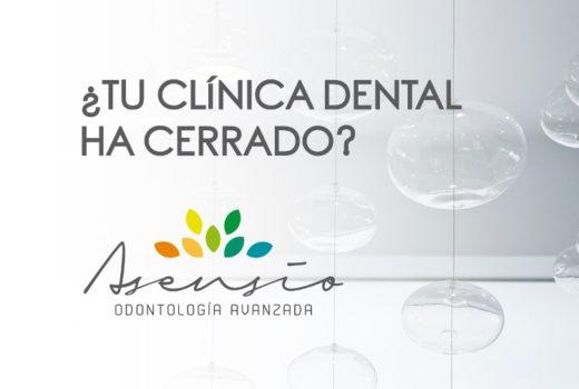 ¿Qué hacer si tu clínica dental ha cerrado? Caso de Dentix y otras franquicias